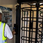 Construction Site Gate House Security