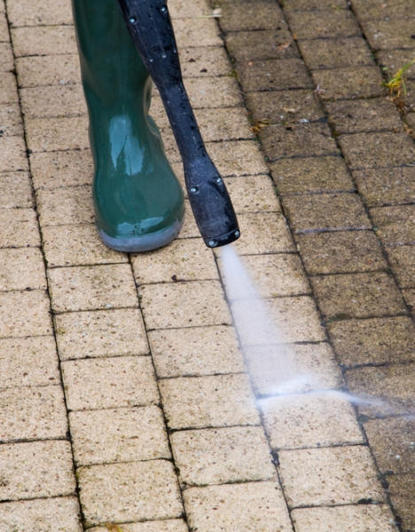 Construction Jet Washing